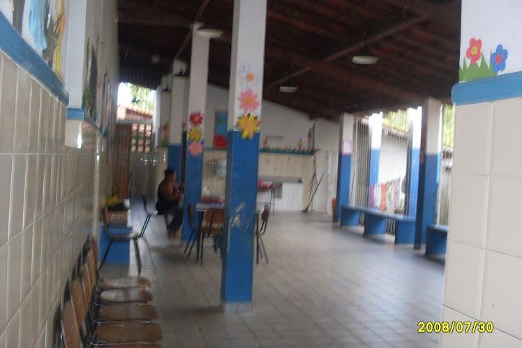 Areas da escola