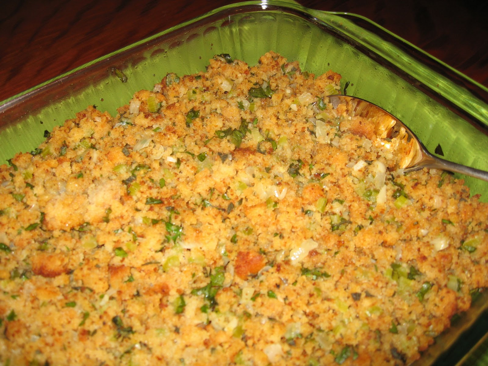 stuffing cornbread sausage and apple stuffing cornbread stuffing ...