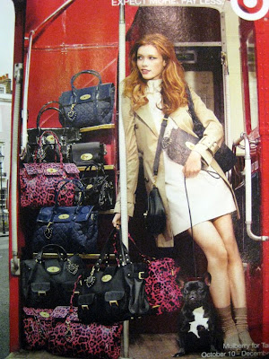 Well That's Just Me ...: Mulberry for Target  :  teen vogue target fashoin mulberry