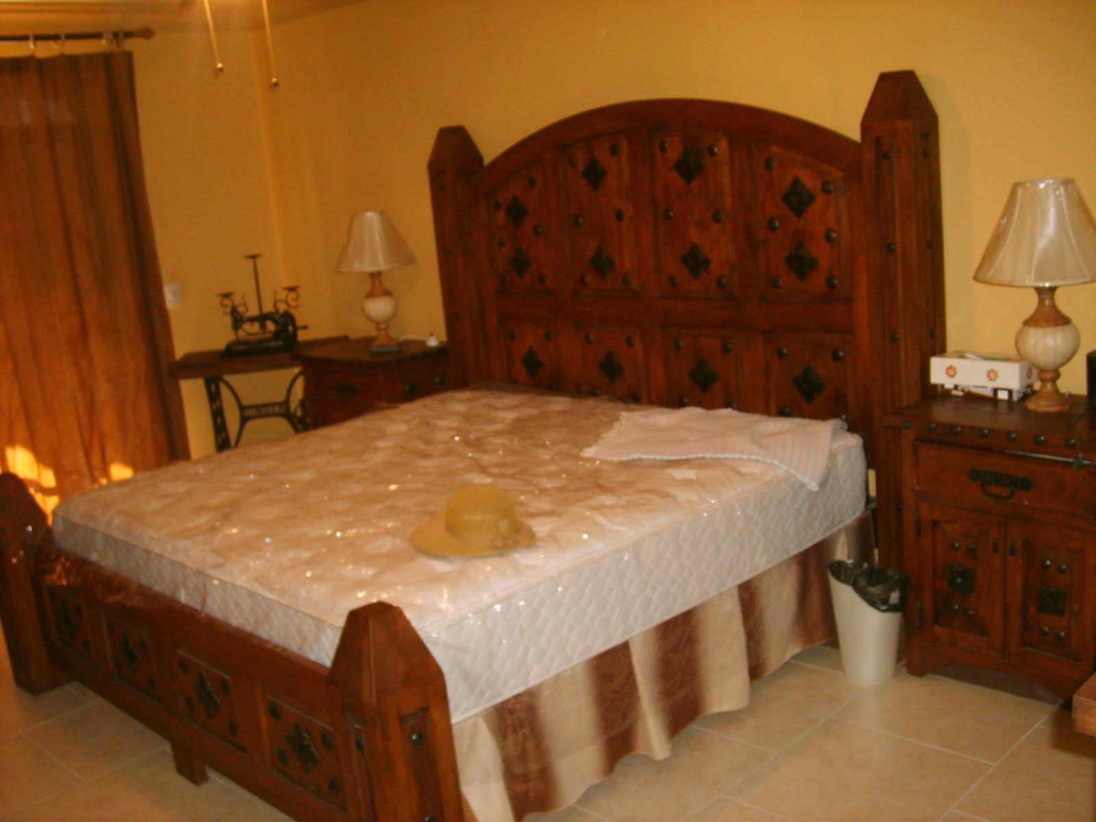 Muebles rusticos mezquitewarehause for Fotos muebles rusticos