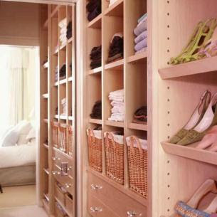 Two Thousand Things..: The Ultimate Walk-In Wardrobe