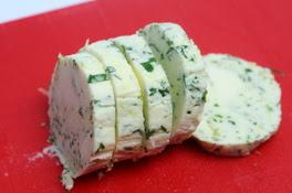 Food Lorists: Beurre Maitre d'hotel
