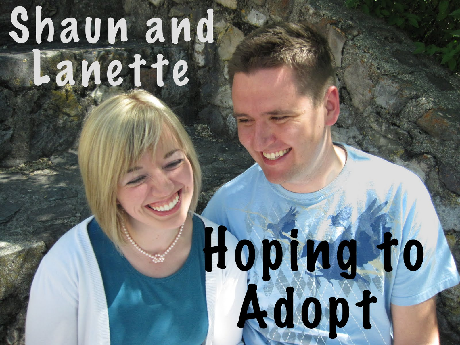 We are hoping to adopt!