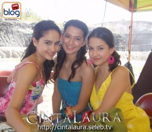Cinta Kiehl, Mayang Thanta, Estelle Linden