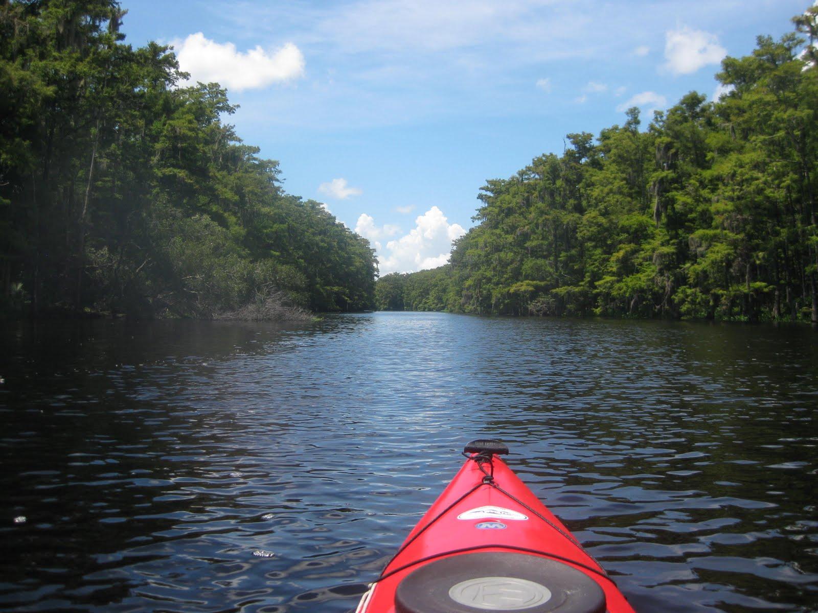 Dave's Yak Tales: Fisheating Creek