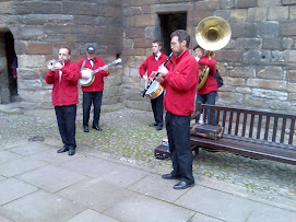 THE WEST END JAZZ BAND AT LINLITHGOW PALACE
