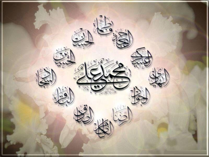  ... Miracles of Allah Wallpapers, Islamic Pictures: Names of Muhammad pbuh