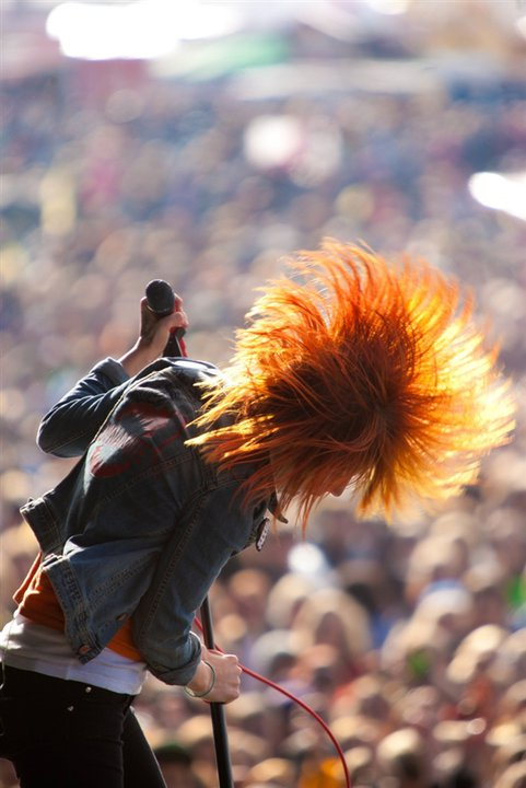 hayley ACTION!!