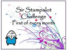 New Challenge Blog - Sir Stampalot.
