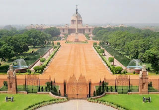 Rashtrapati Bhavan Picture | India gate | Delhi parliament house