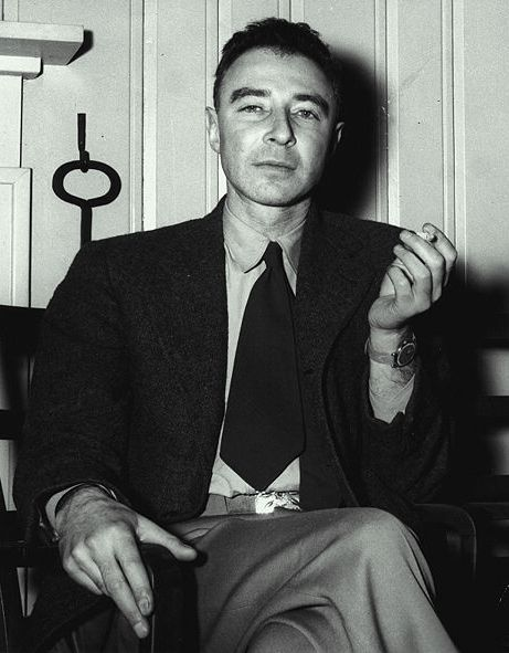 """the life and works of j robert oppenheimer He chose los alamos, a site in the new mexico desert that he had visited earlier in life, and together with some of the world's top physicists began work on the bomb on july 16, 1945, the world's first atomic bomb was exploded at the """"trinity """" test site in alamogordo, new mexico, and only three weeks later the united states."""