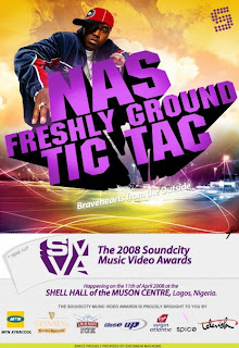 SOUNDCITY MUSIC VIDEO AWARDS – SMVA 2008