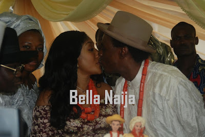 BN EXCLUSIVE: KRIS OKOTIE'S WEDDING
