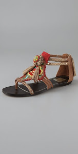 dolce vita edda embroidered sandals