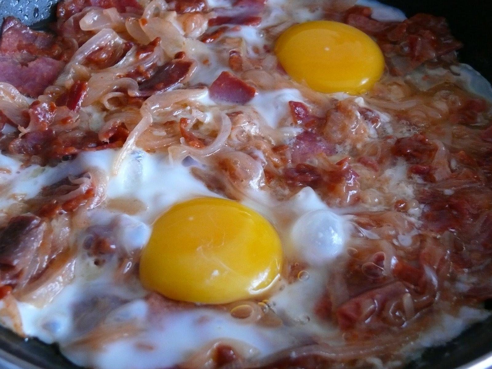 Past�rmal� yumurta tarifi