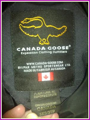 Red Devil Stockholm Canada Goose