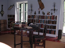Ernest Hemingway's writing place