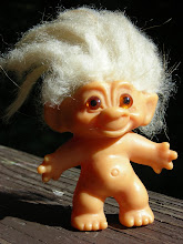 My troll - still naked after all these years