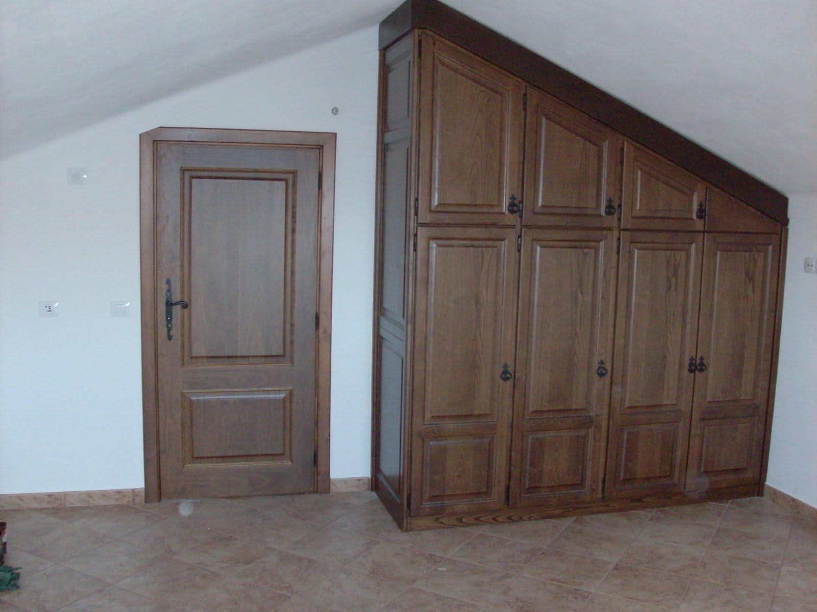 #4E6A7D Móveis Alegre Torres Lda: Roupeiros linha rústica 1432 Reparação Vidros Janelas