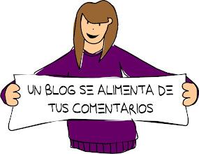 Un blog se alimenta de...