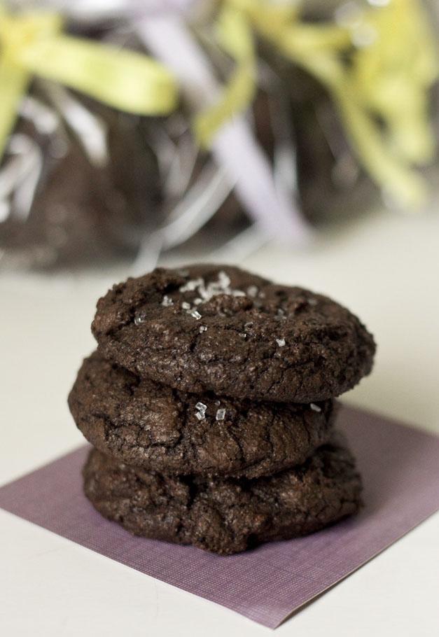 Erica's Sweet Tooth » Double Chocolate Espresso Cookies