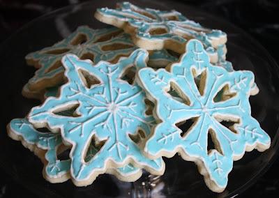 Erica S Sweet Tooth Snowflake Sugar Cookies