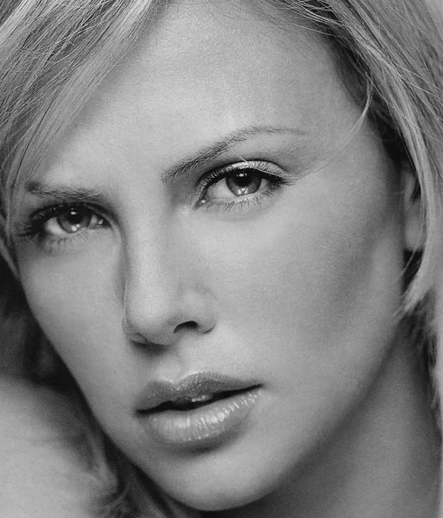 Charlize Theron Pagerank 9