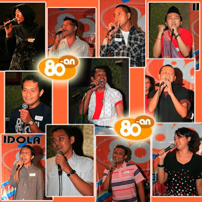 Peserta Idol 80-an