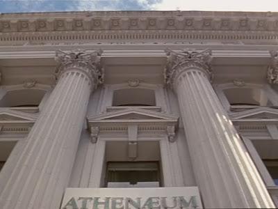 Bibliotecas y bibliotecarios en el cine