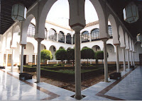 Leyenda del fantasma del Parlamento Andaluz.Sevilla. Hospital_de_la_Sangre%202