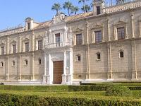 Leyenda del fantasma del Parlamento Andaluz.Sevilla. Hospital_de_la_Sangre