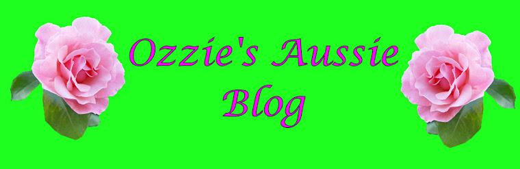 Ozzie's Aussie Blog