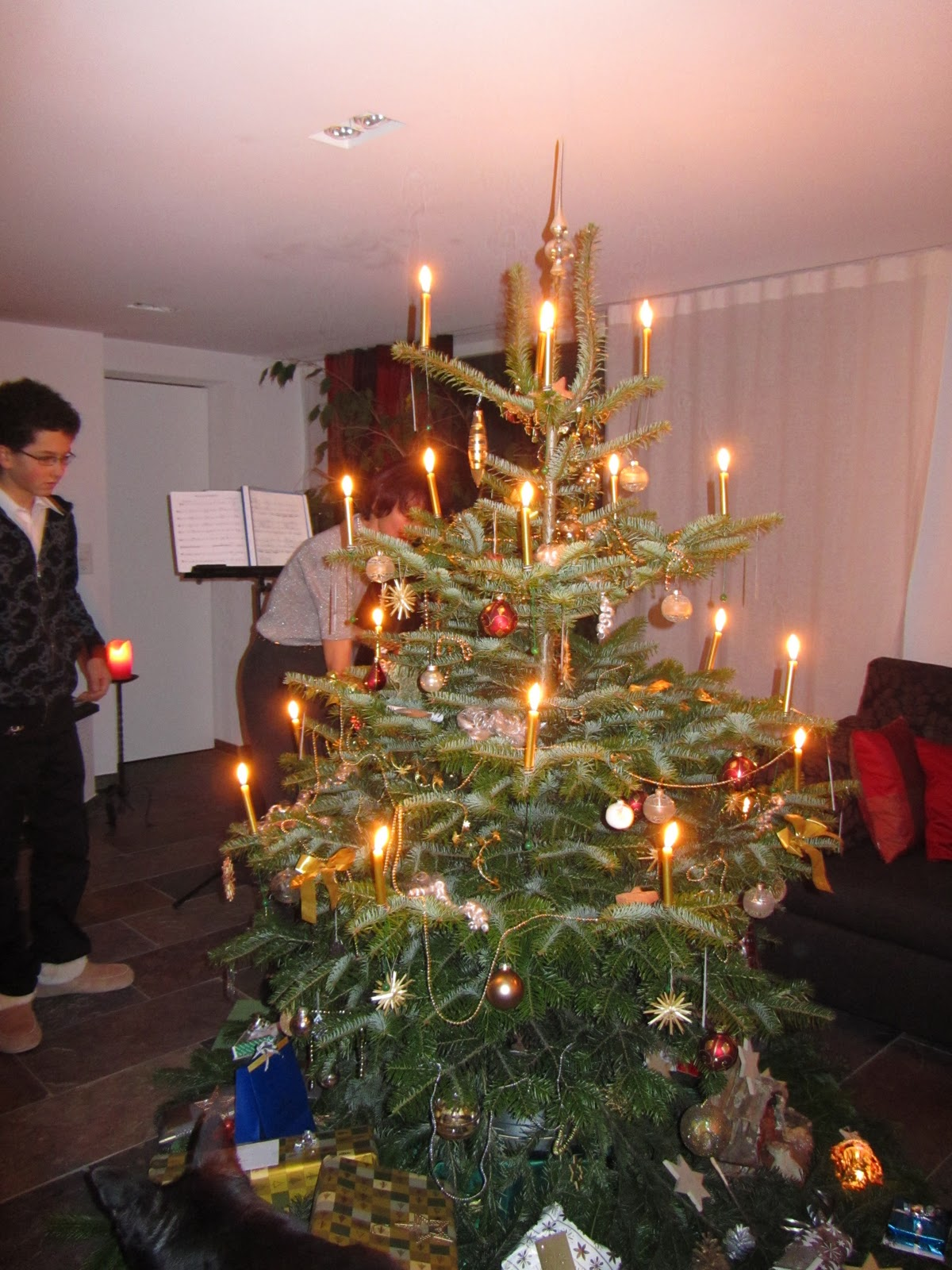 Oh Christmas Tree In German