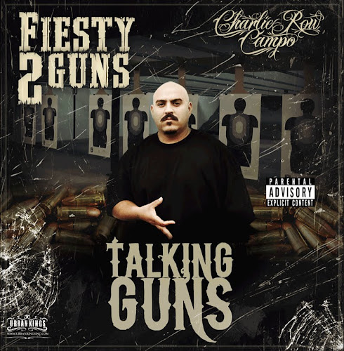 Lyrics: Fiesty 2 Guns - My Speech