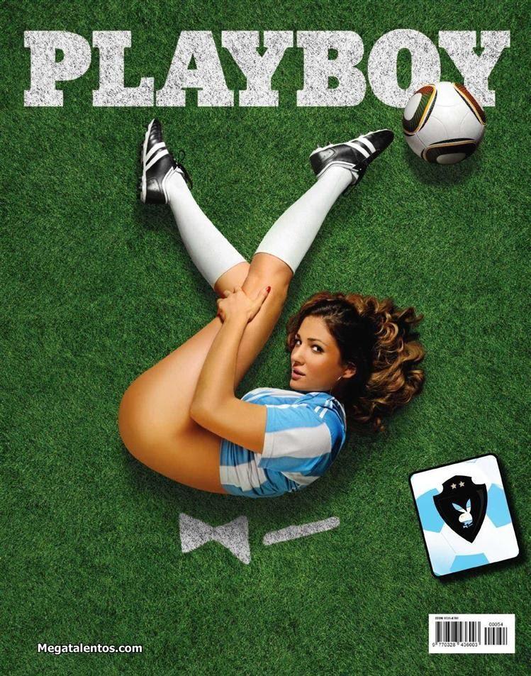 Playboy Argentina Delantera Mundial Junio