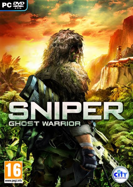 Sniper Ghost Warrior FULL + Update + Crack [PC]
