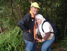 @ one of the Kinabalu Trail