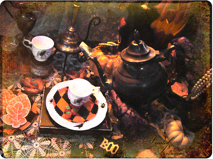 Witches tea party reserve