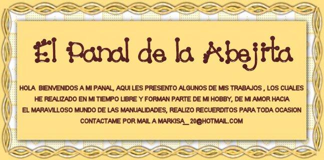 EL PANAL DE LA ABEJITA