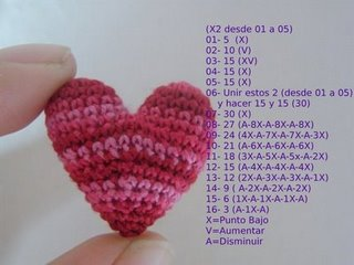 1er RETO AMIGURUMIS DE ROMINA. CUMPLIDO!!
