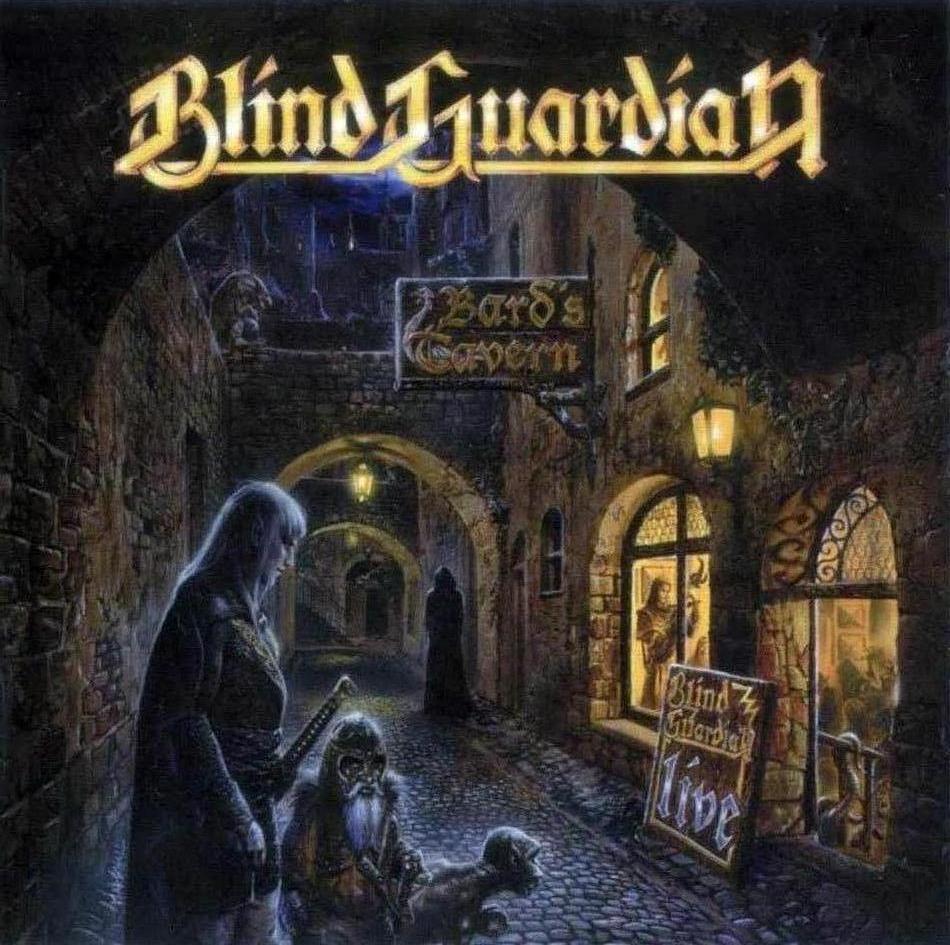 Mundo Rock Downloads Blind Guardian Live 2003