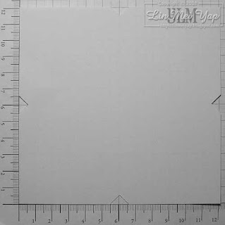 Notched square