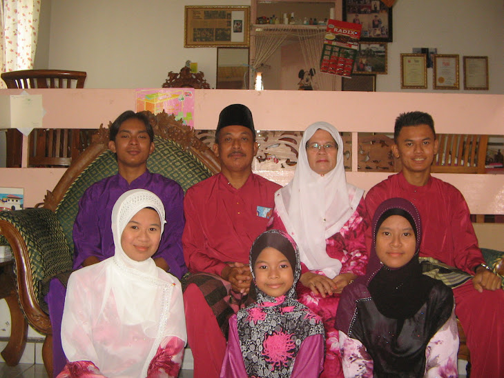 GAMBAR KELUARGA TERKINI RAYA 2009
