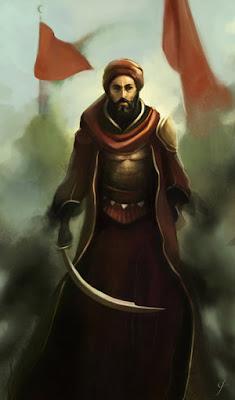 Keteguhan Iman Shalahuddin