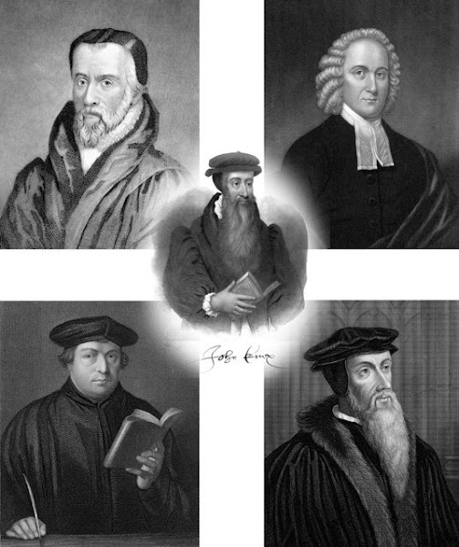 john calvin and martin luther Here we have the two real champions of the protestant faith: martin luther and john calvin how can we differentiate between them what are the differences between the two.