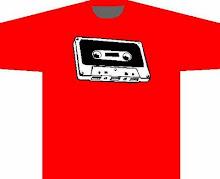 Camiseta oficial de Musicassette