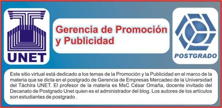 Gerencia de Promoción y Publicidad