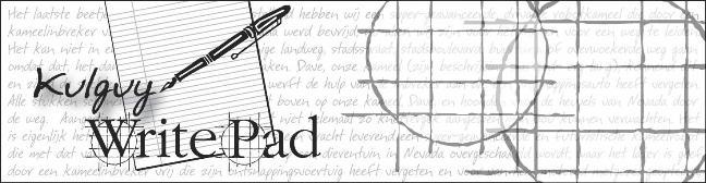 Kulguy WritePad