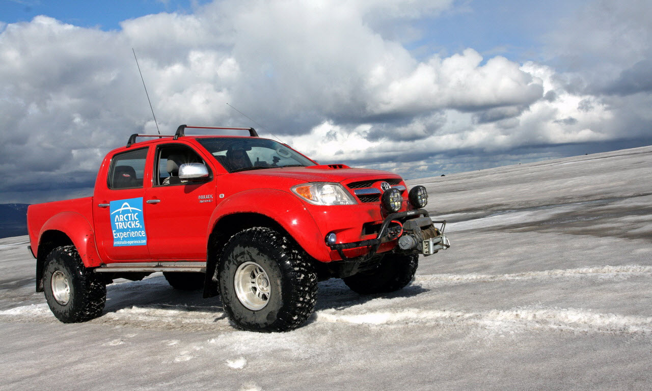 Toyota Hilux Arctic Truck
