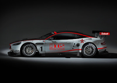 List Championship Auto Racing Team Drivers on Aston Martin Teams To Compete In New Fia Gt World Championship